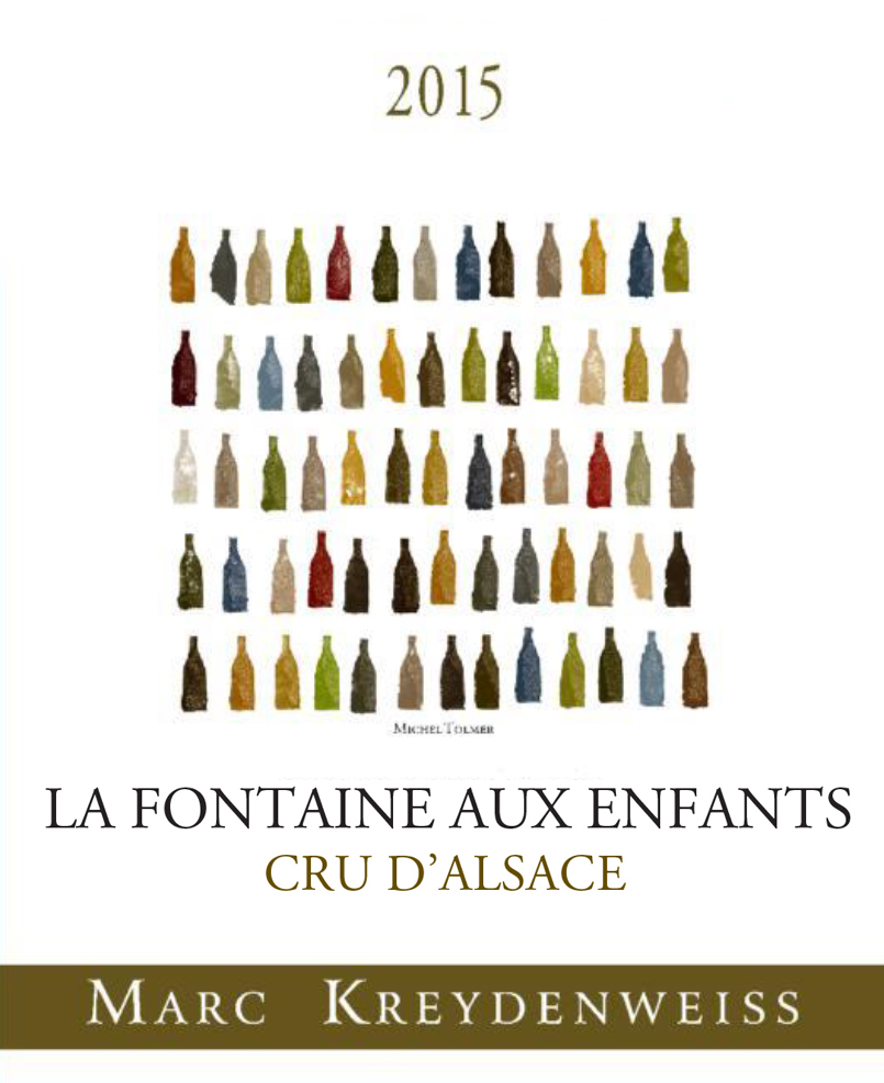 Marc Kreydenweiss La Fontaine Aux Enfants Cru D