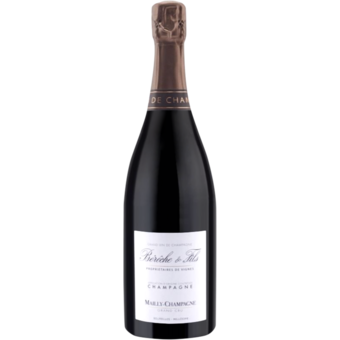 Bottle shot for 2014 Bereche 'mailly' Grand Cru