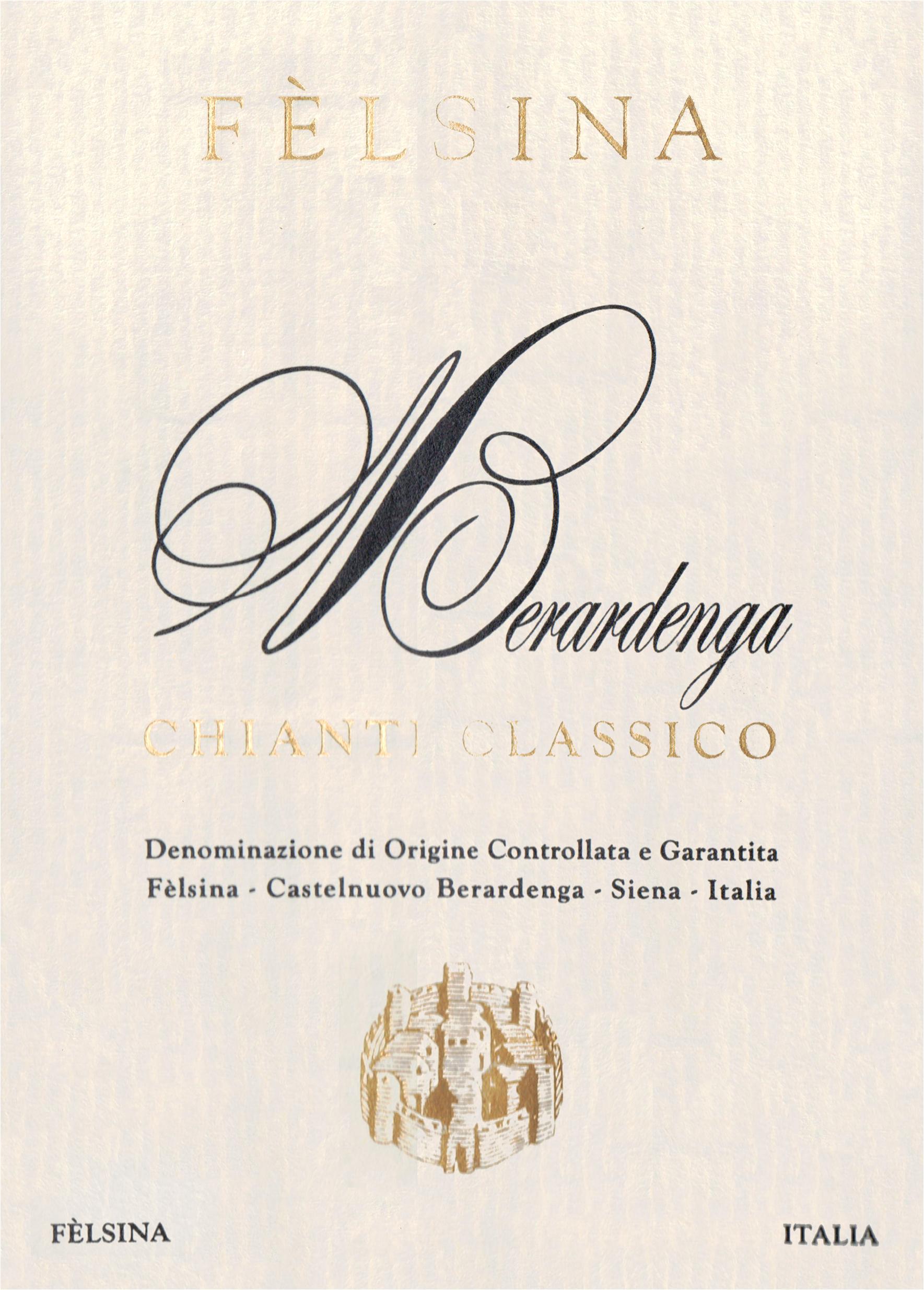 Felsina Chianti Classico 2017