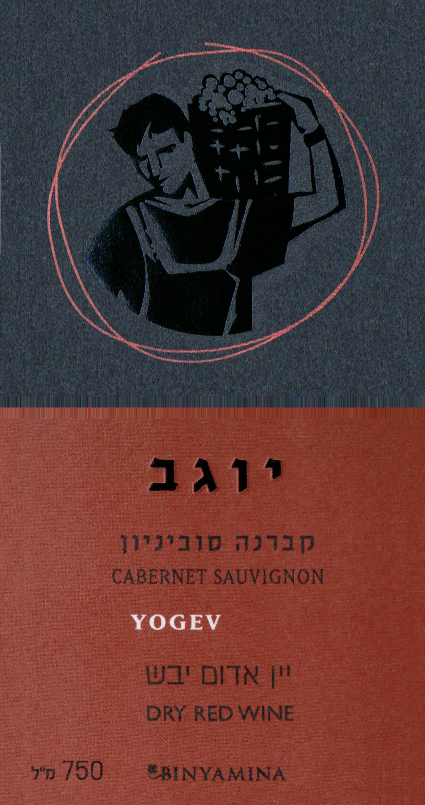 Binyamina Yogev Cabernet Sauvignon