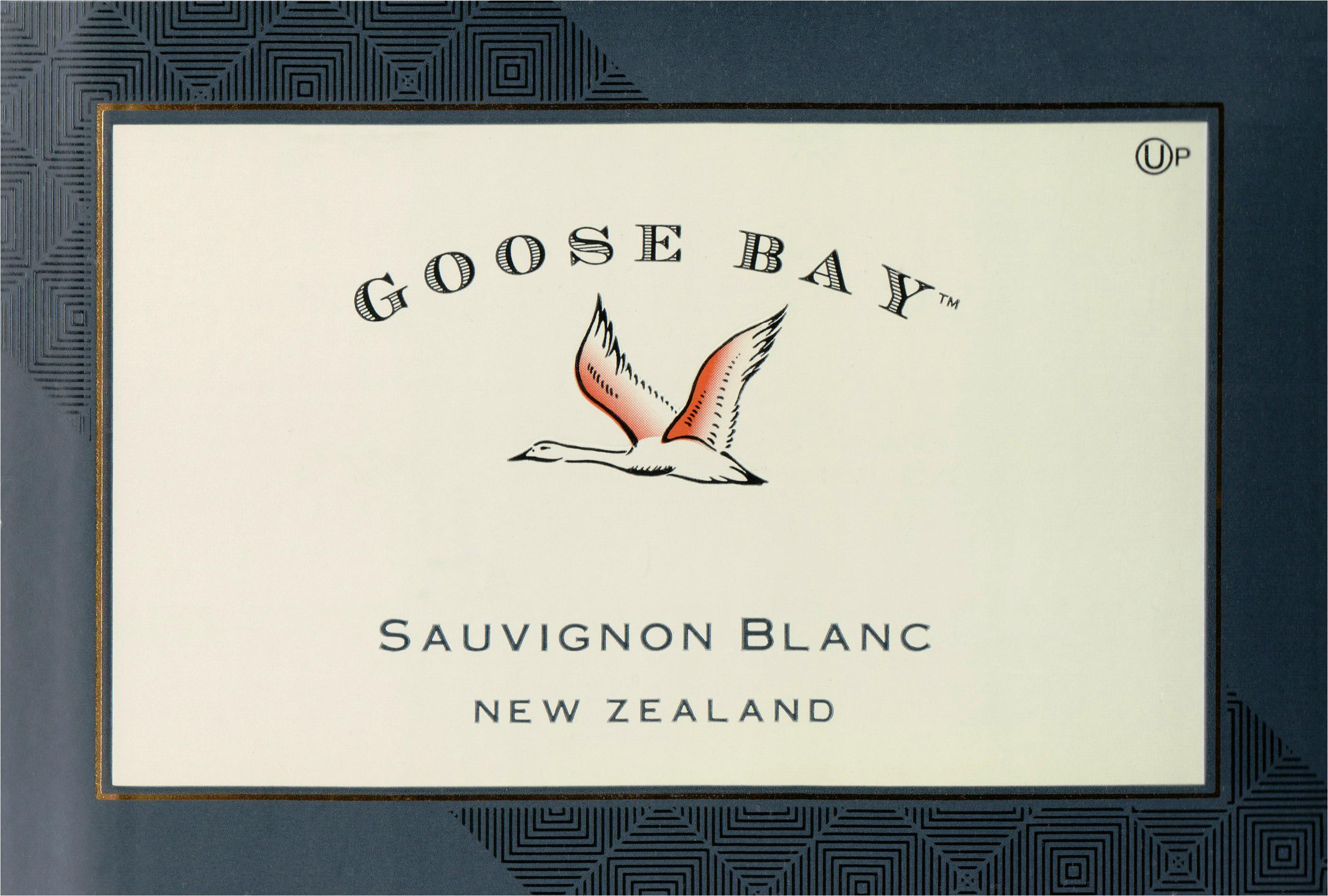 Goose Bay Sauvignon Blanc Marlborough