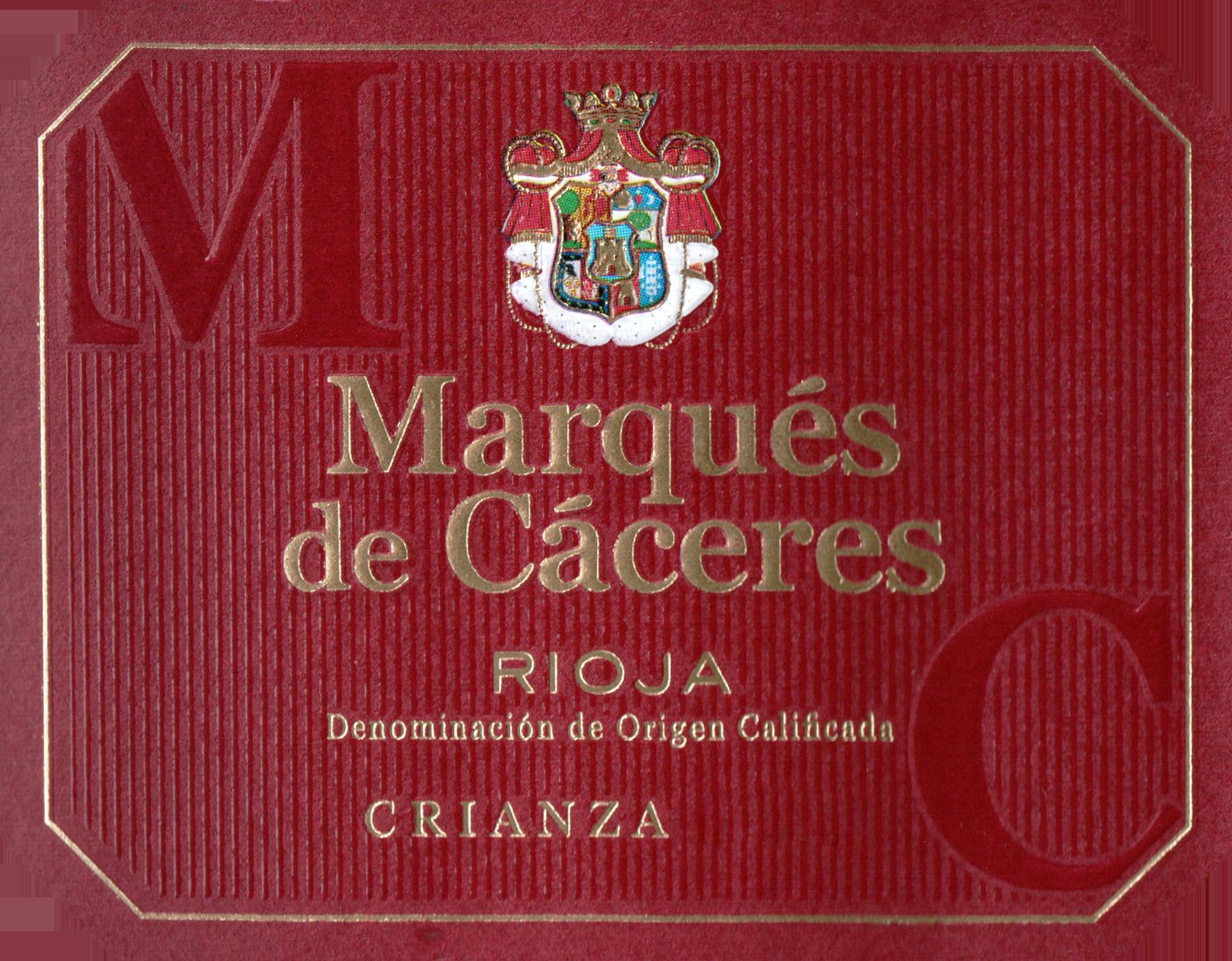 Marques De Caceres Red 2016