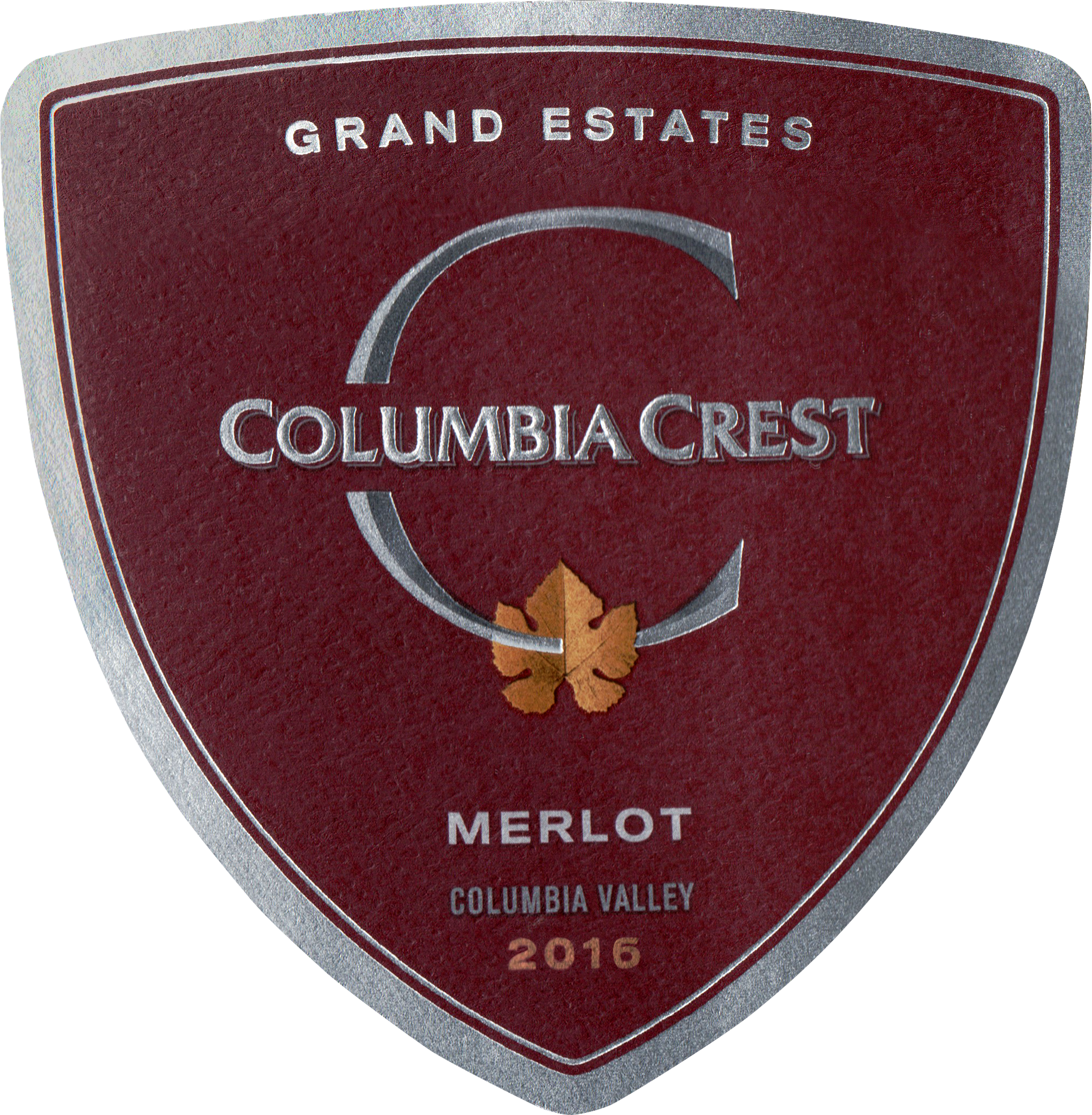 Columbia Crest Grand Estate Merlot 2016