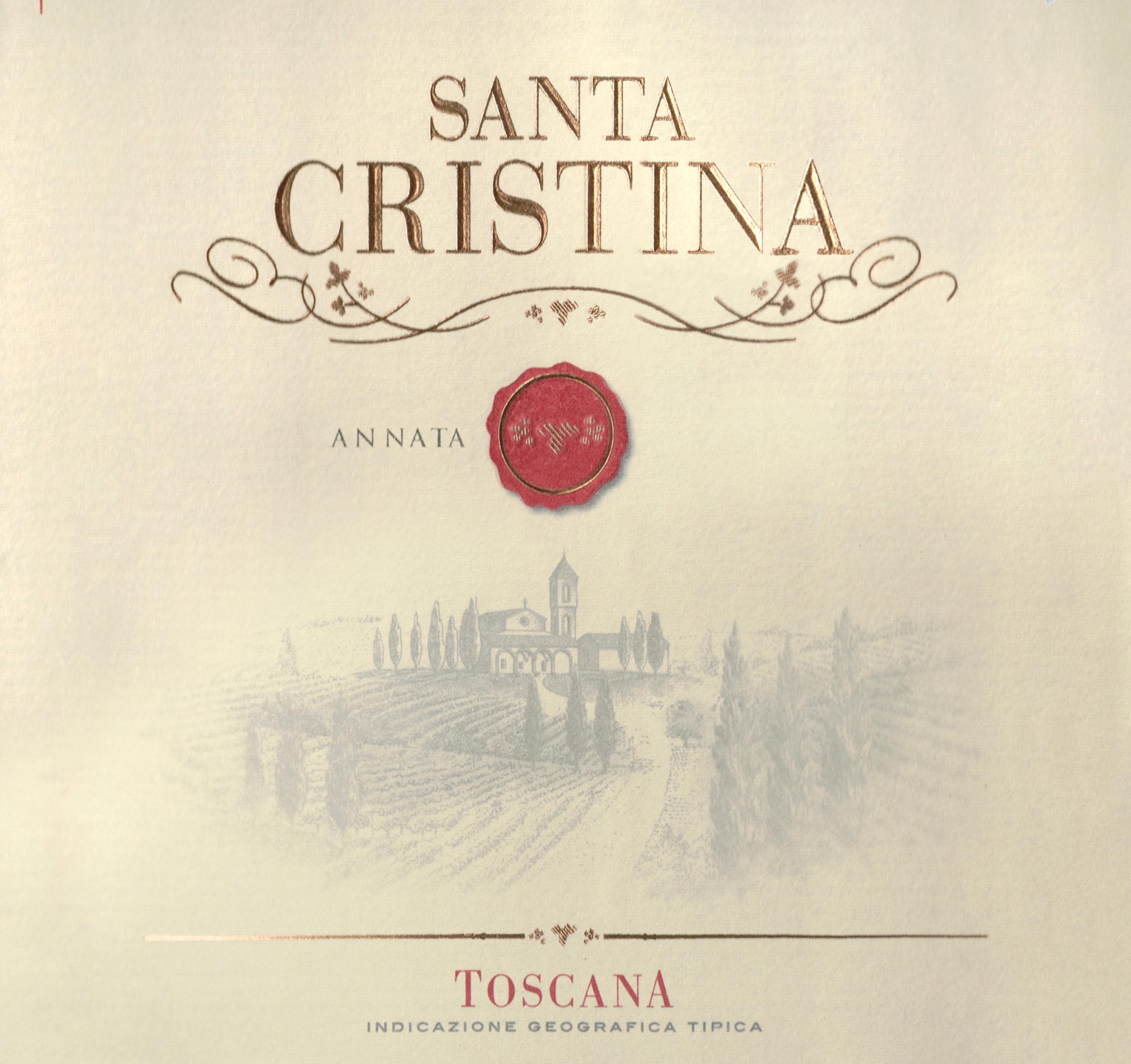 Antinori Santa Cristina 2018
