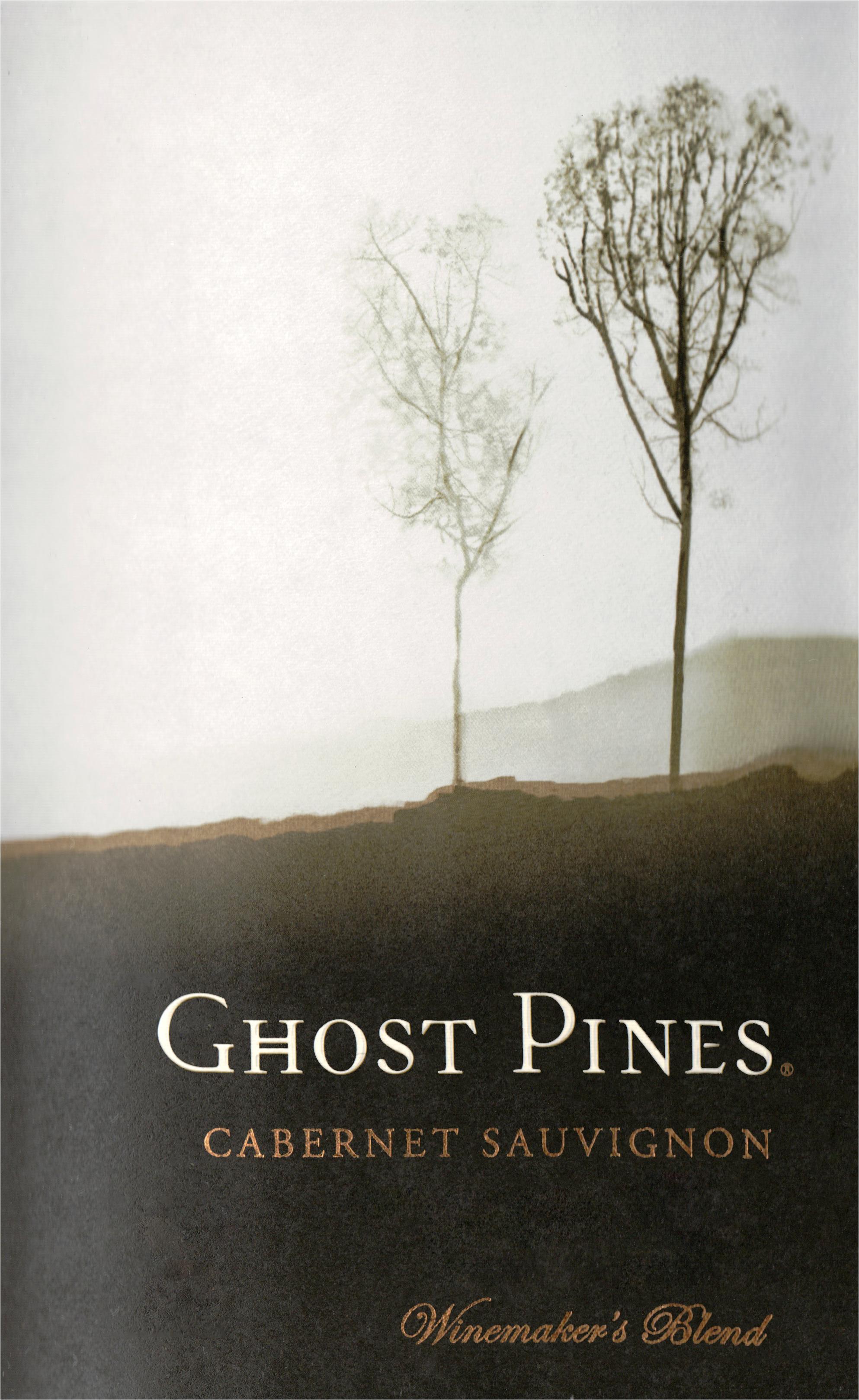 Ghost Pines Cabernet Sauvignon 2017