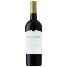 2015 William Hill Cabernet Sauvignon Benchland Series