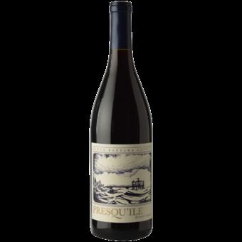 Bottle shot for 2018 Presqu'ile Pinot Noir