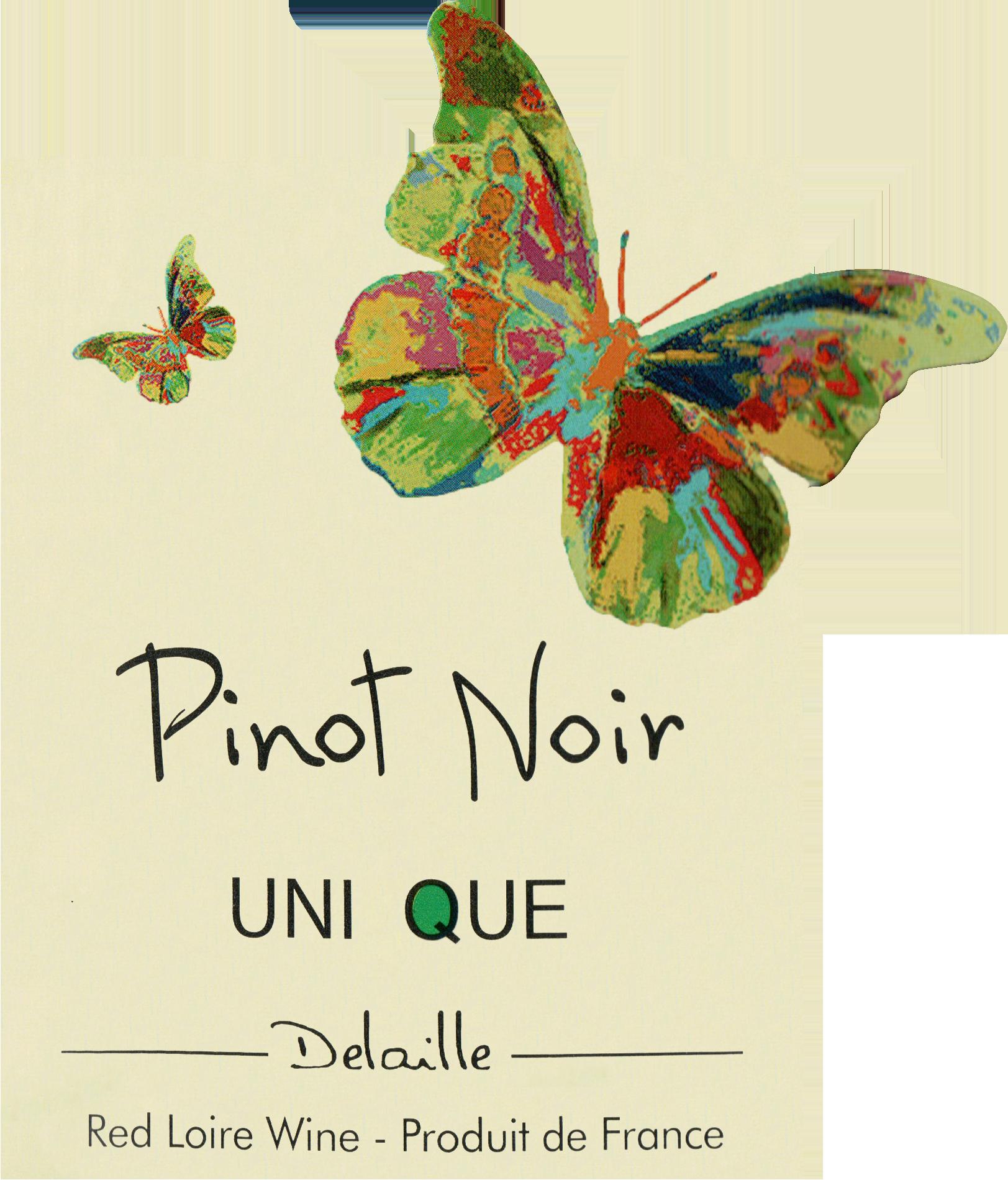 Delaille Unique Pinot Noir 2017