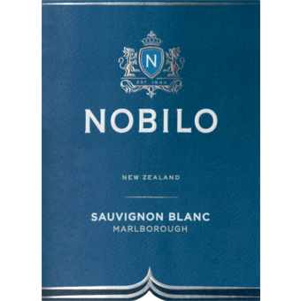 Label shot for 2019 Nobilo Sauvignon Blanc