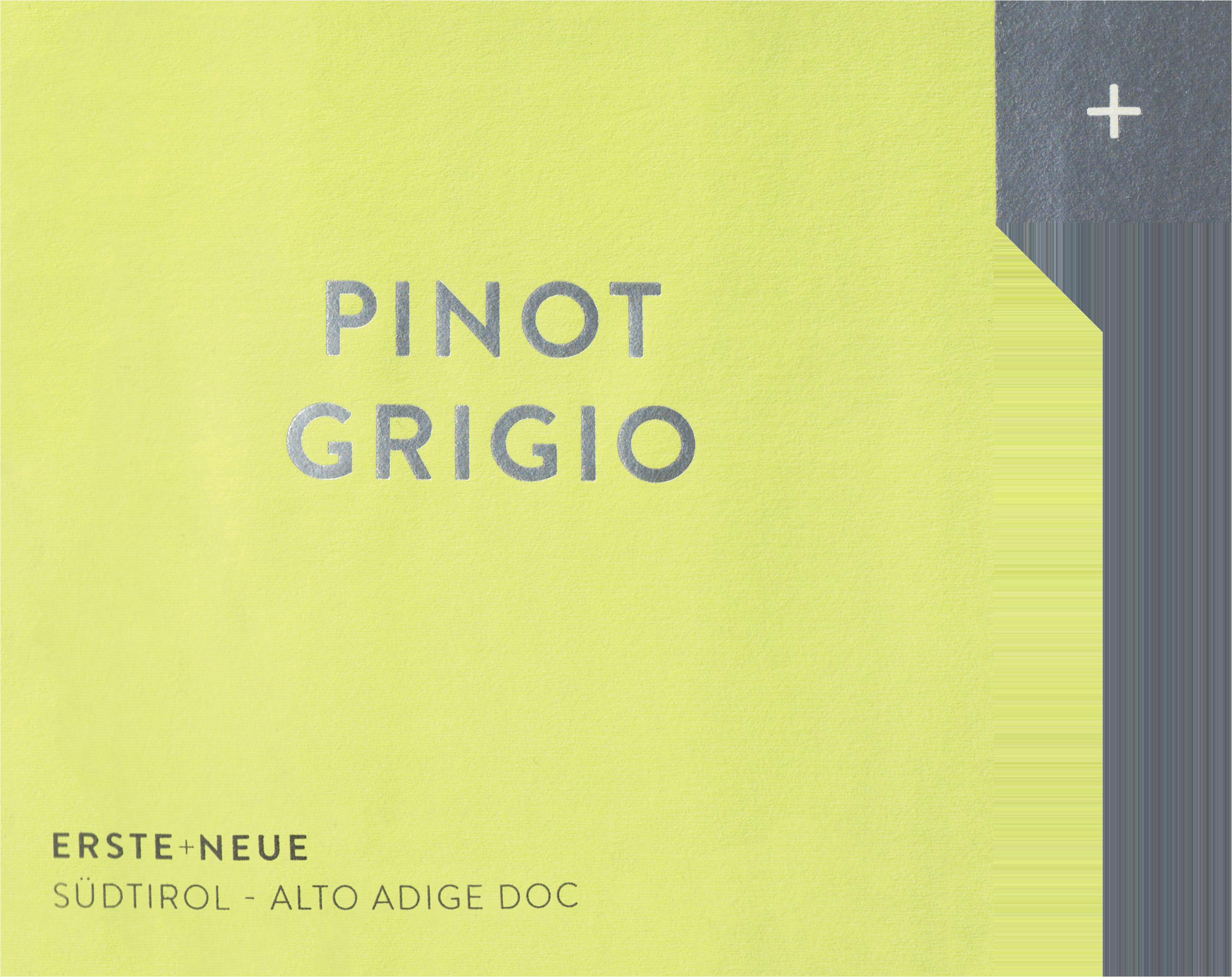 Erste & Neue Pinot Grigio 2019