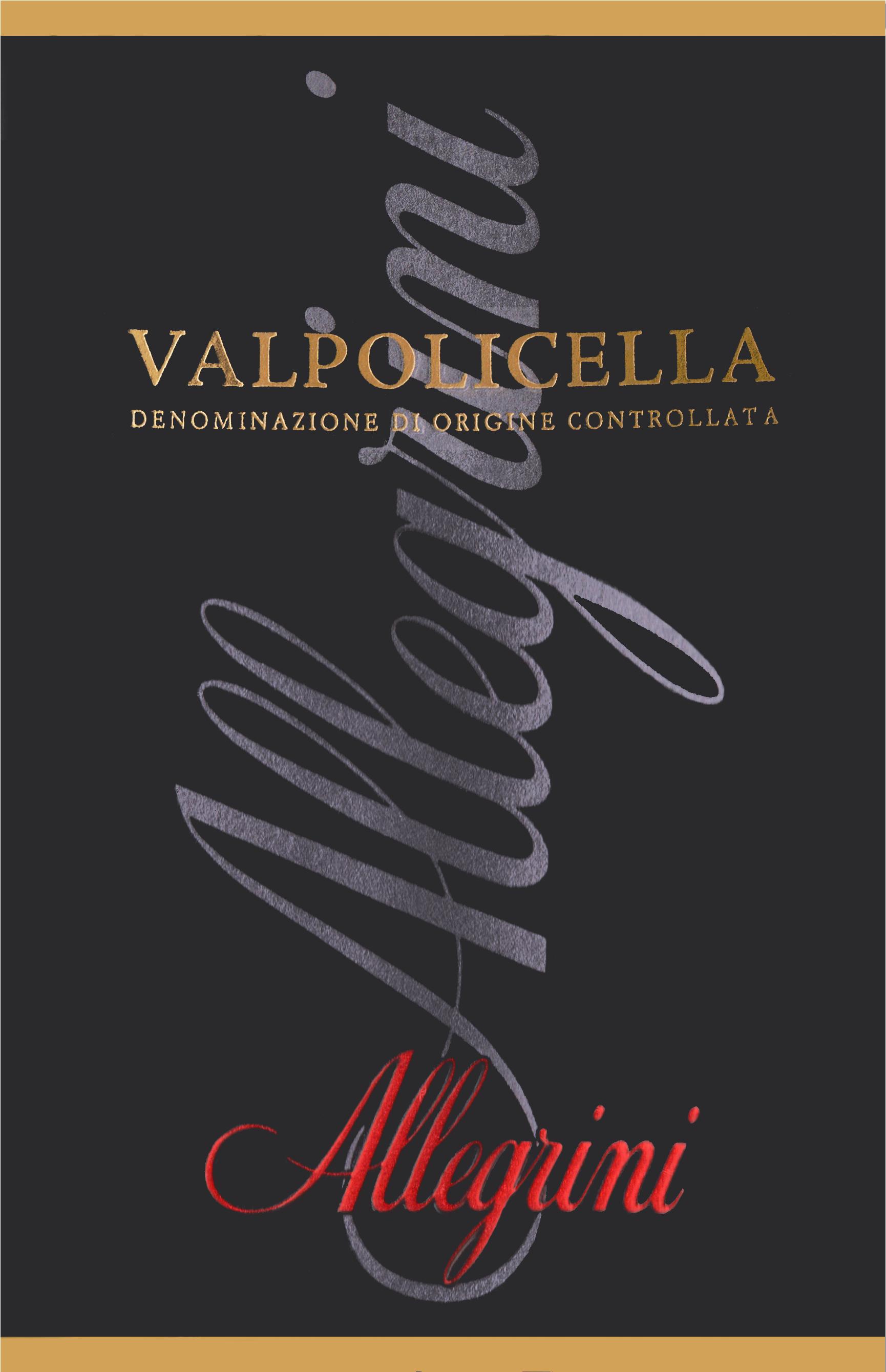 Allegrini Valpolicella 2018