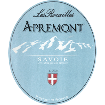 Label shot for 2019 Boniface Apremont Savoie