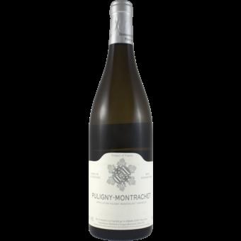 Bottle shot for 2018 Bzikot Puligny Montrachet