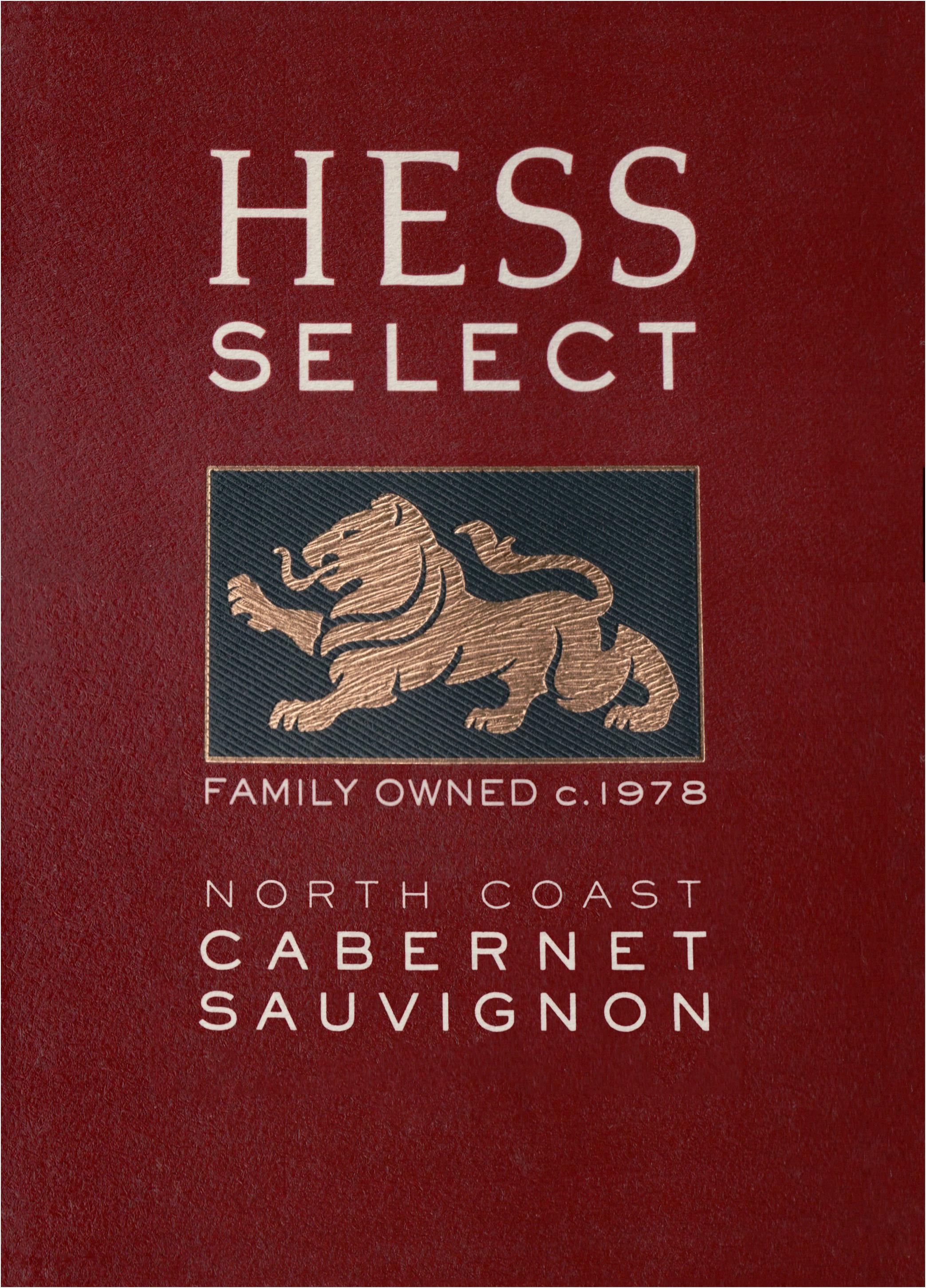 Hess Select Cabernet Sauvignon 2017