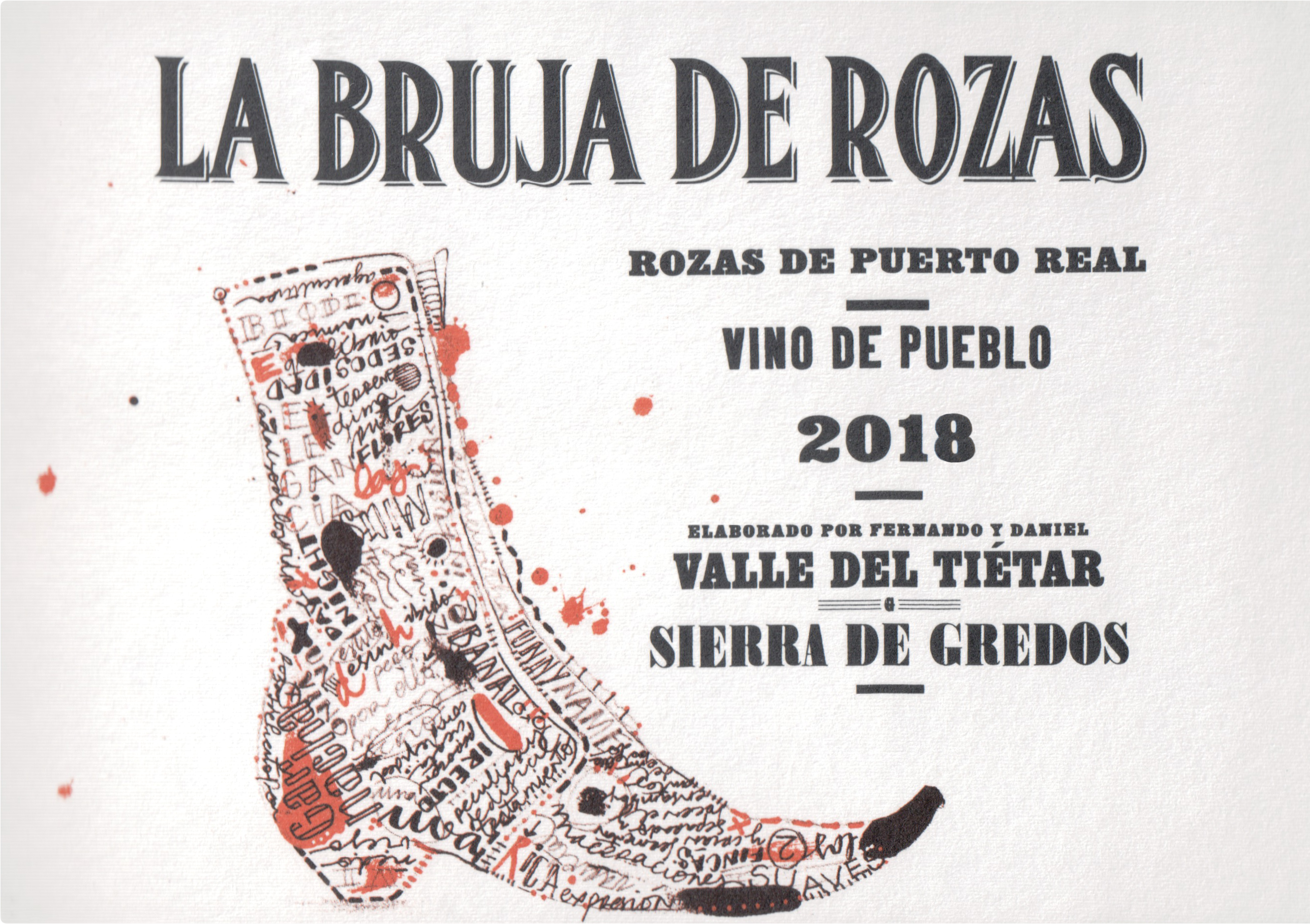Comando G La Bruja De Rozas 2018