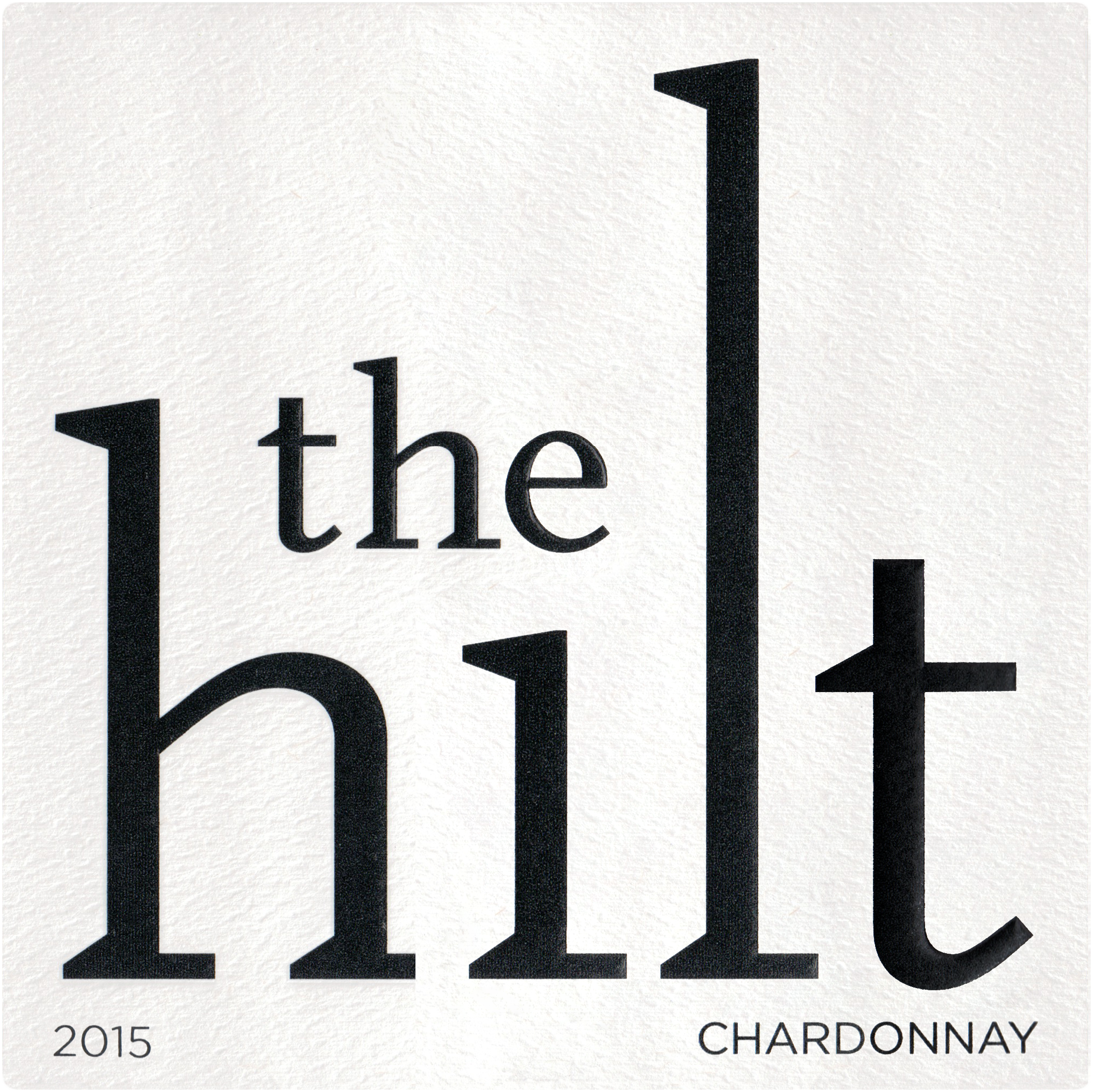 The Hilt Chardonnay Vanguard 2016