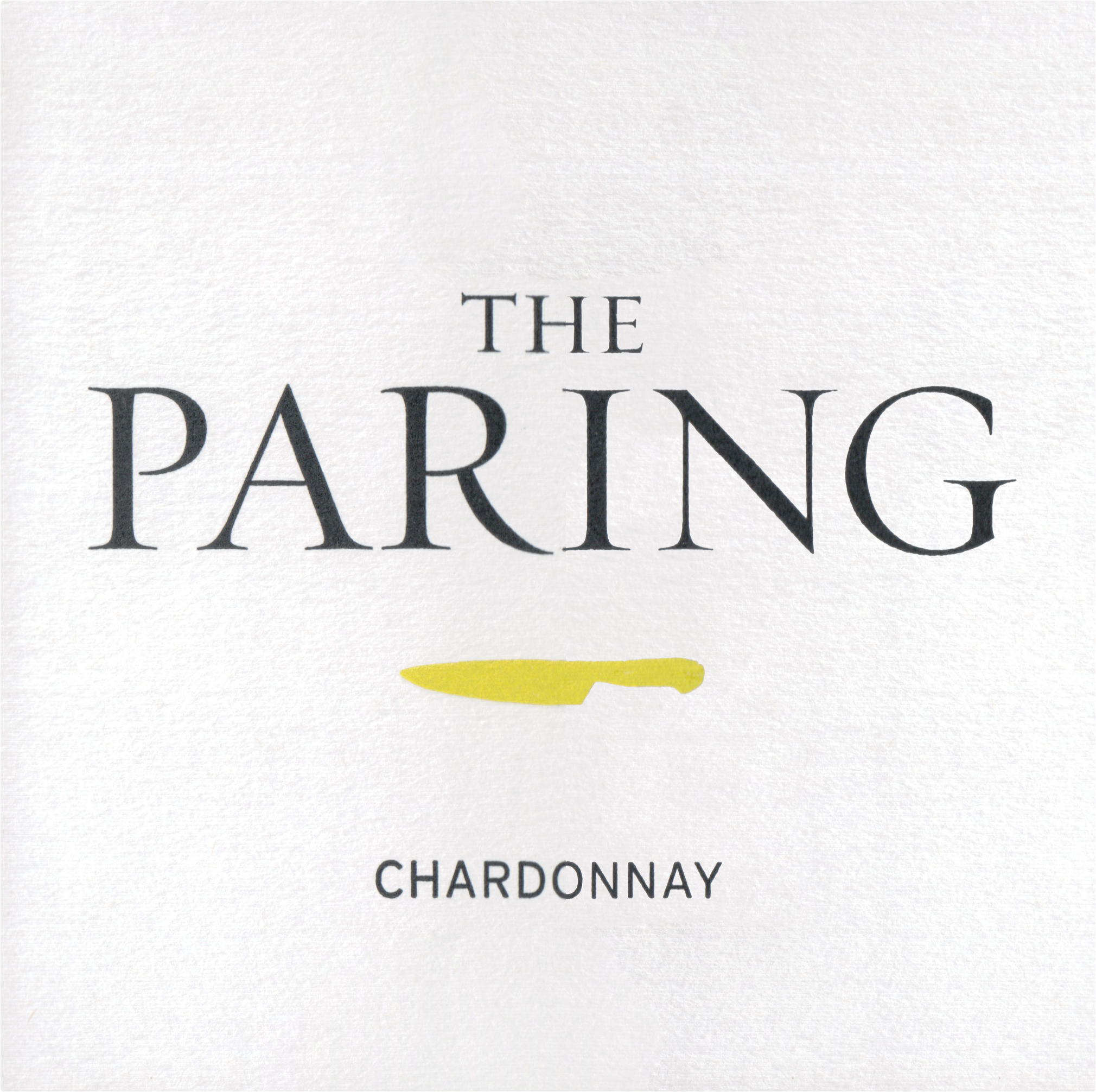 The Paring Chardonnay 2017