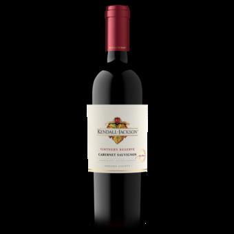 Bottle shot for 2018 Kendall Jackson Cabernet Sauvignon