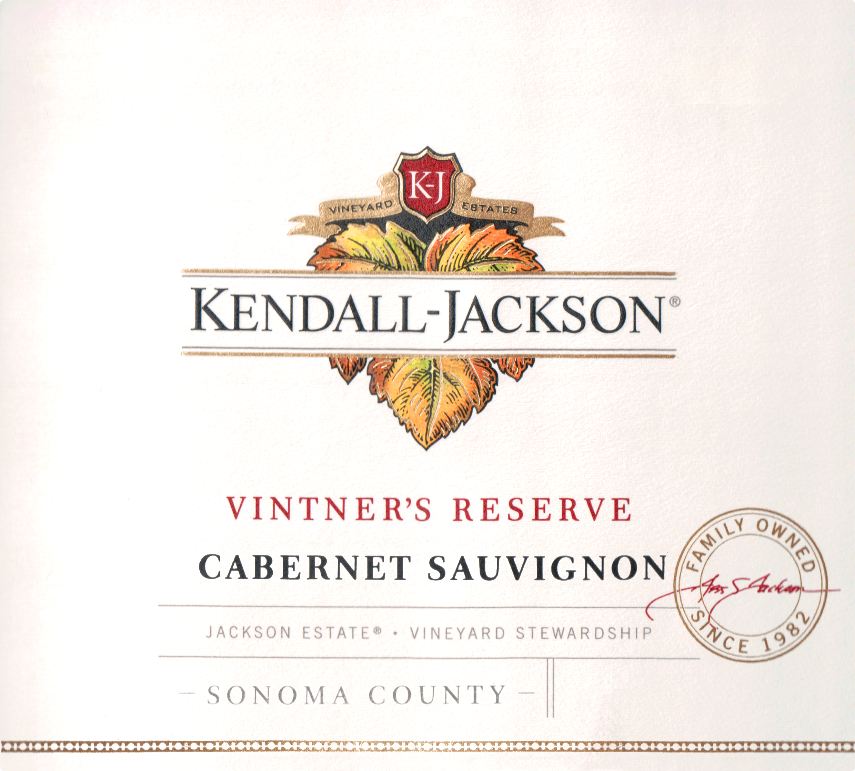 Kendall Jackson Cabernet Sauvignon 2018