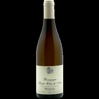 Bottle shot for 2017 Olivier Gard Bourgogne Haut Cotes De Nuits Blanc