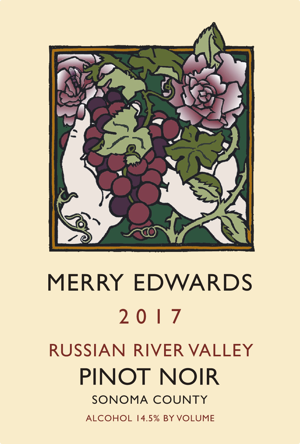 Merry Edwards Russian River Pinot Noir 2017