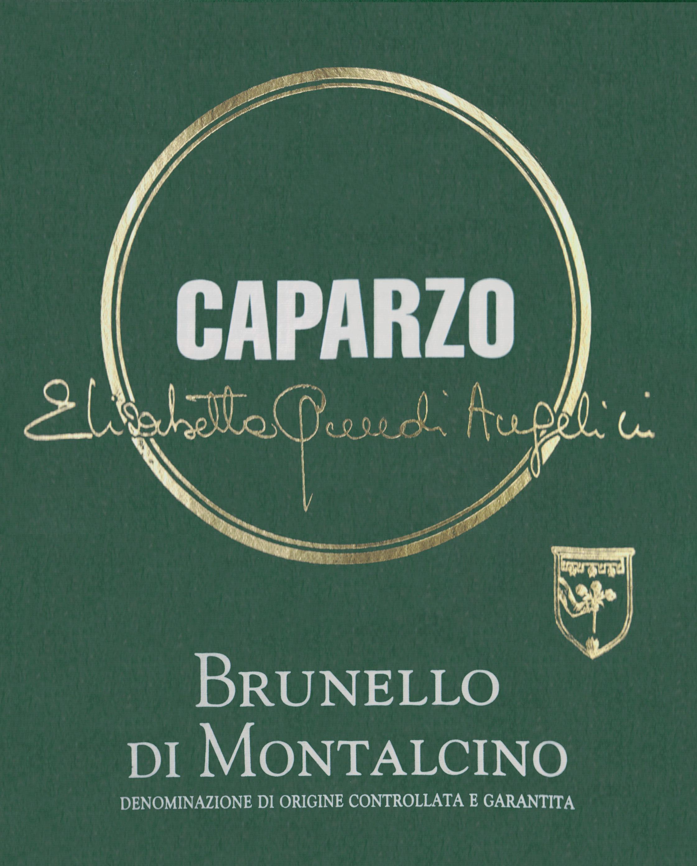 Caparzo Brunello Di Montalcino 2015