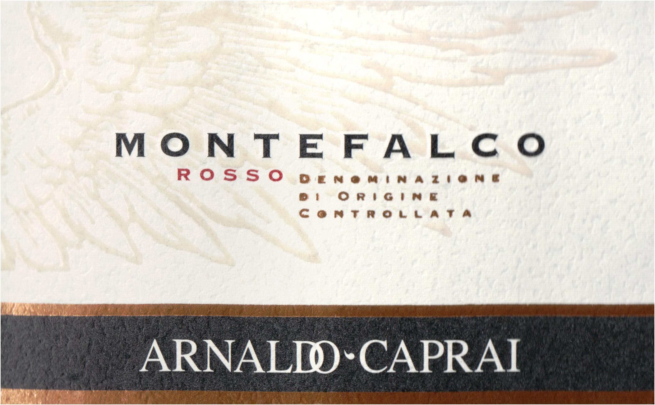Arnaldo Caprai Montefalco Rosso 2016
