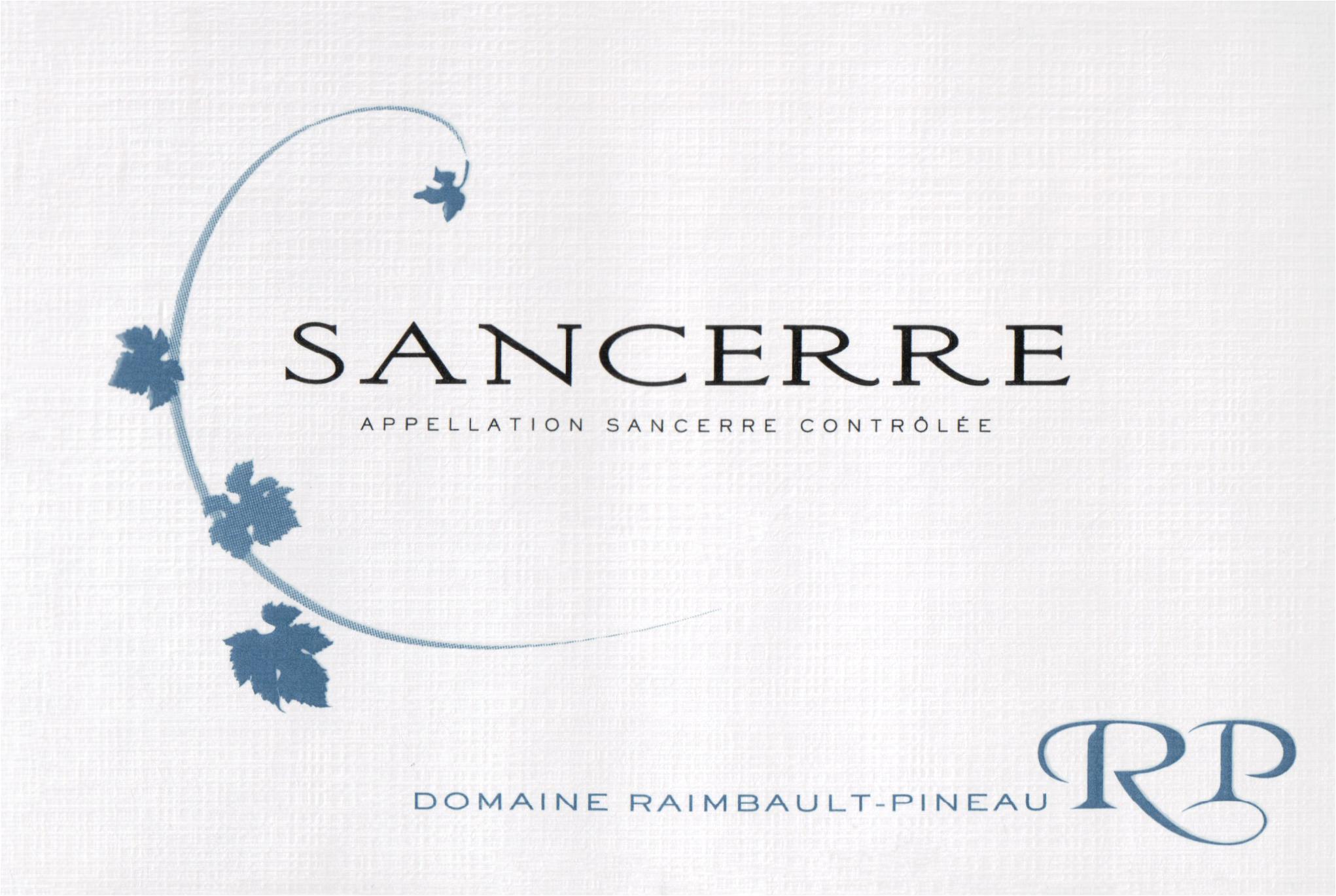 Raimbault Pineau Sancerre Blanc 2019