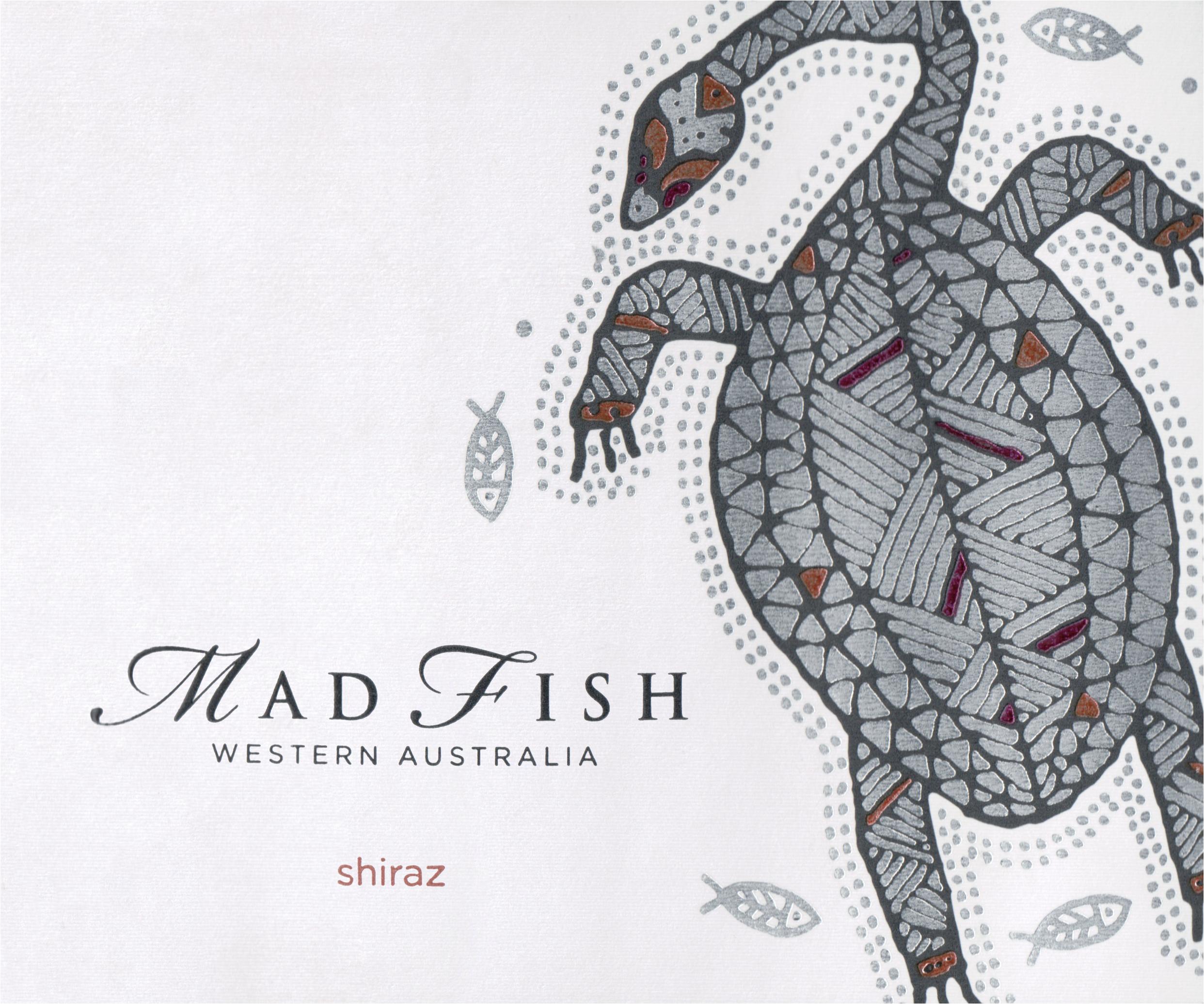 Mad Fish Shiraz 2016