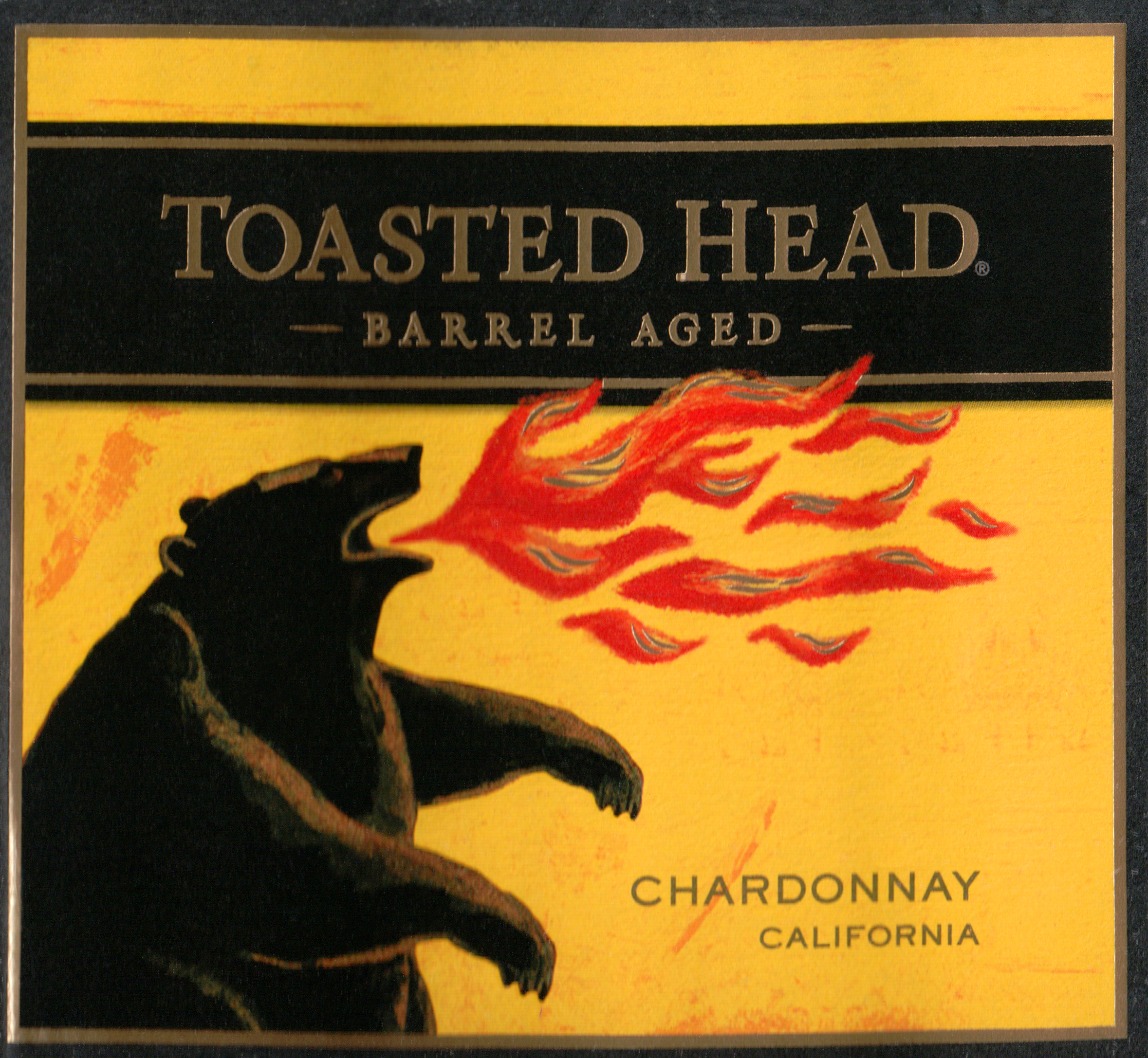 Toasted Head Chardonnay 2018