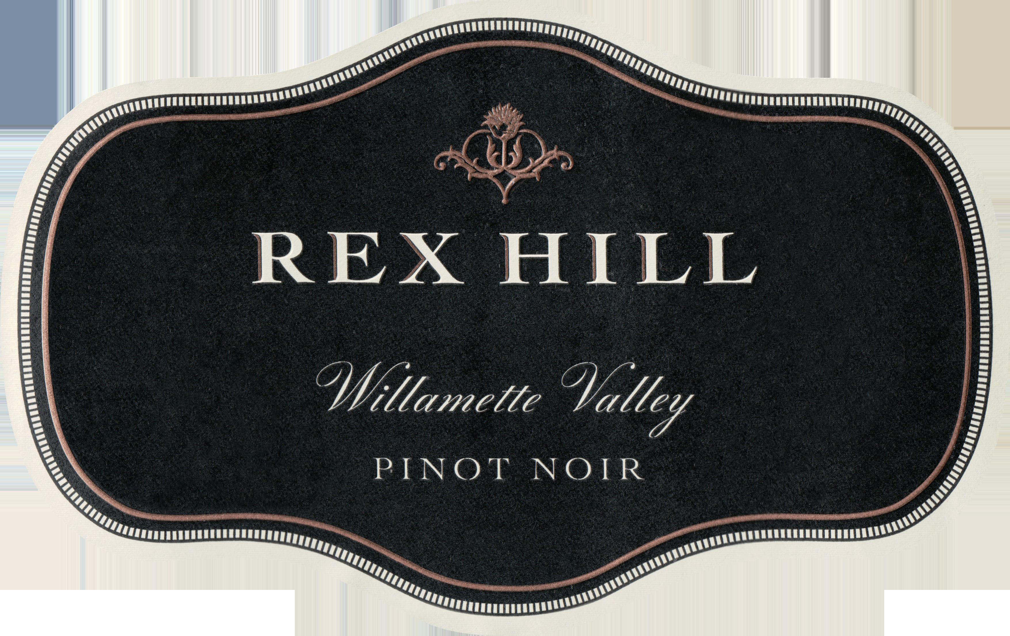Rex Hill Vineyards Willamette Pinot Noir 2017