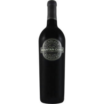 Bottle shot for 2018 Gundlach Bundschu Mountain Cuvee
