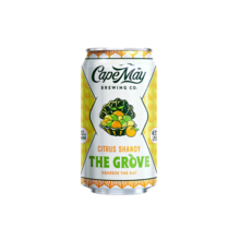 Cape May Brewery The Grove Citrus Shandy