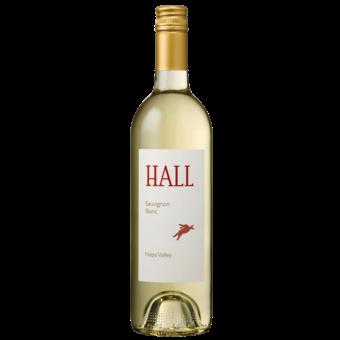 Bottle shot for 2018 Hall Vineyards Sauvignon Blanc
