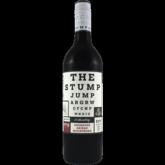 Bottle shot for 2017 D'arenberg The Stump Jump Gsm