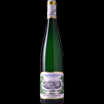 Bottle shot for 2018 Max Ferd Richter Graacher Himmelreich Kabinett Riesling