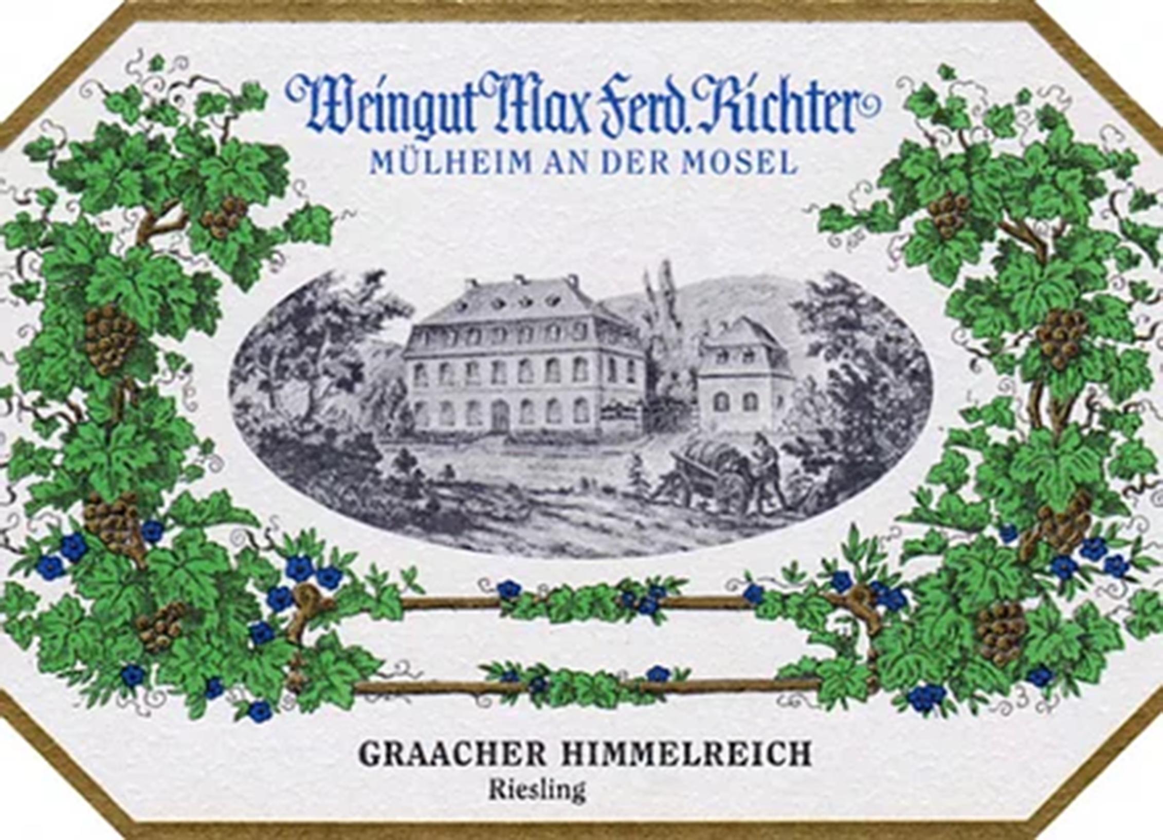 Max Ferd Richter Graacher Himmelreich Kabinett Riesling 2018