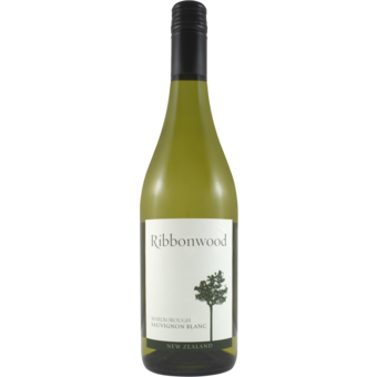 Bottle shot for 2019 Ribbonwood Sauvignon Blanc