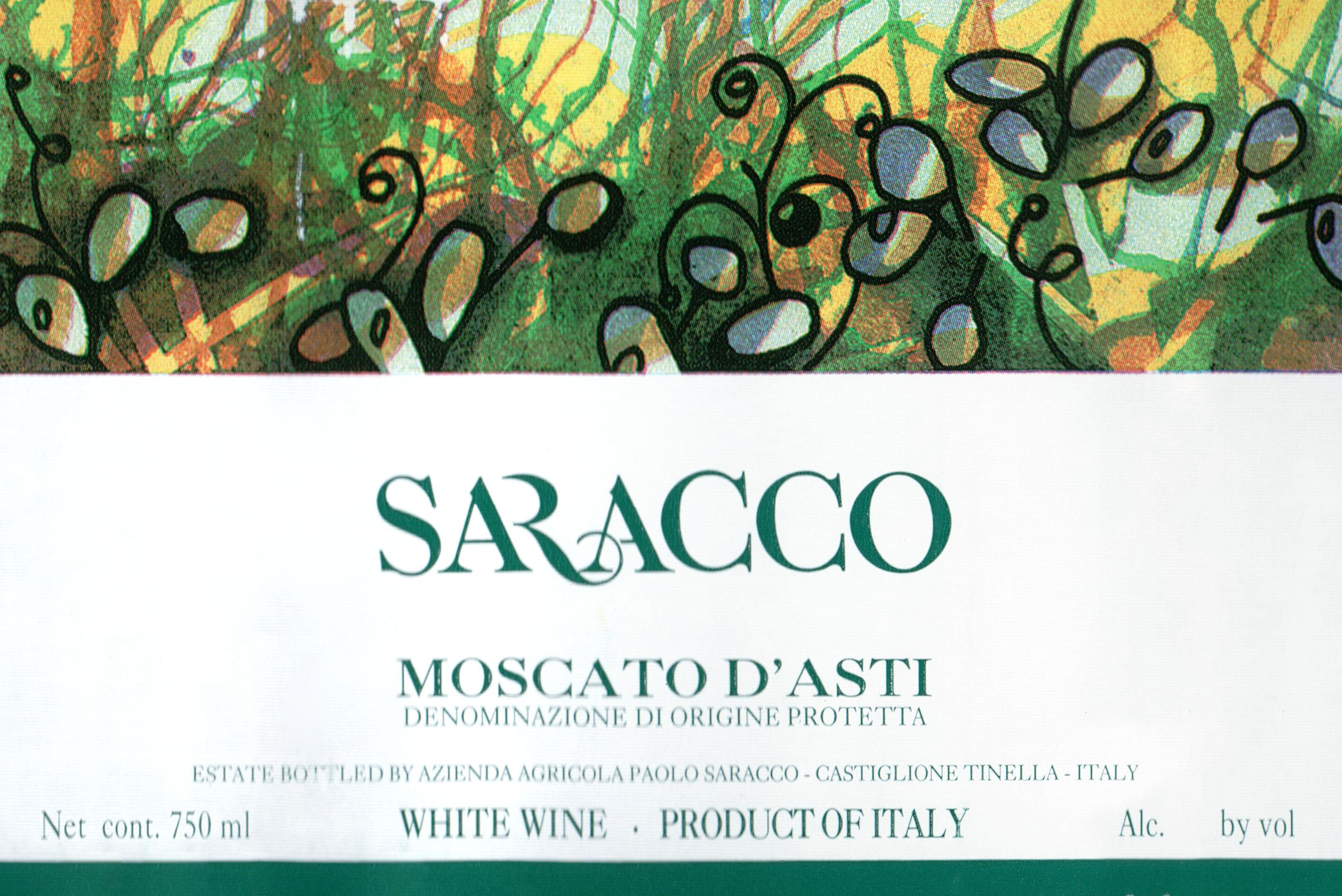 Saracco Moscato D
