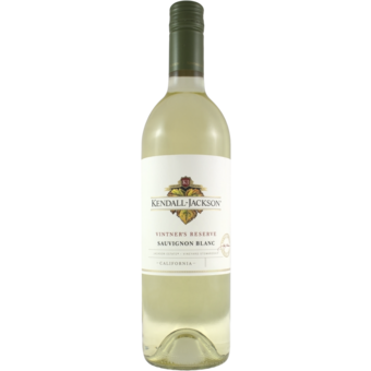 Bottle shot for 2019 Kendall Jackson Sauvignon Blanc