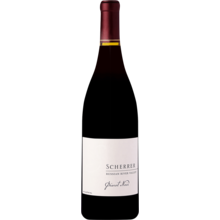 2012 Scherrer Pinot Noir Russian River Valley