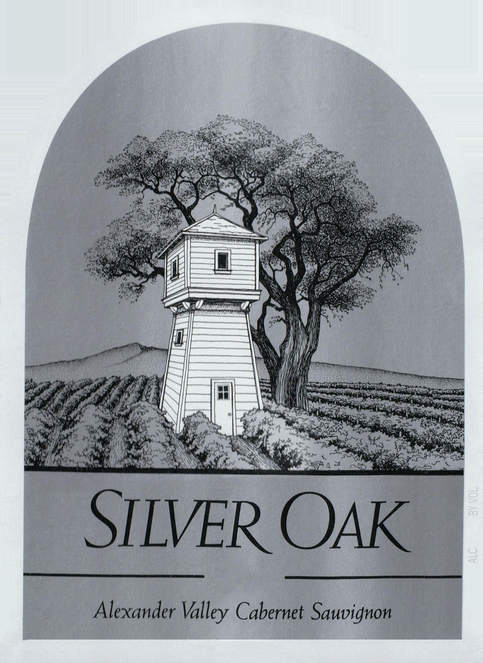 Silver Oak Alexander Cabernet Sauvignon 2016