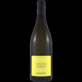 Bottle shot for 2018 Meurgey Croses Macon Uchizy