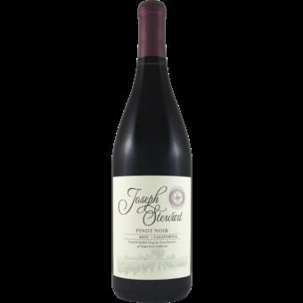 Bottle shot for 2018 Joseph Stewart Pinot Noir