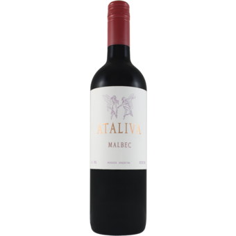 Bottle shot for 2019 Benegas Malbec Ataliva