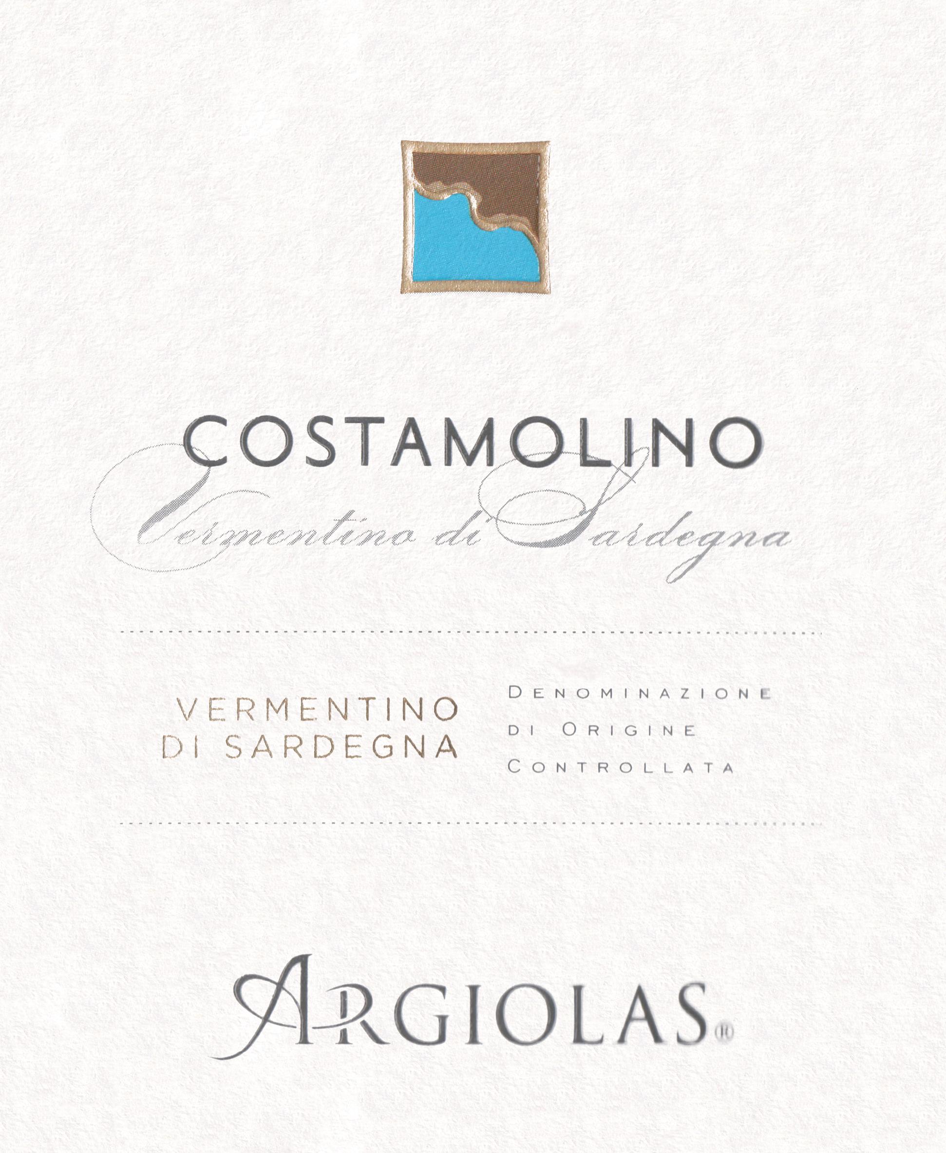 Argiolas Costamolino 2019