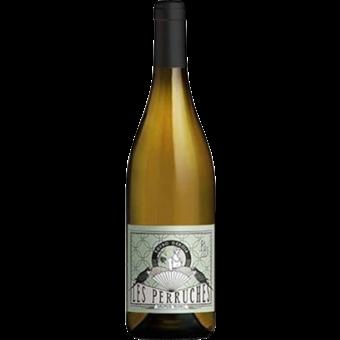 Bottle shot for 2017 Bruno Dubois Saumur Les Perruches Blanc