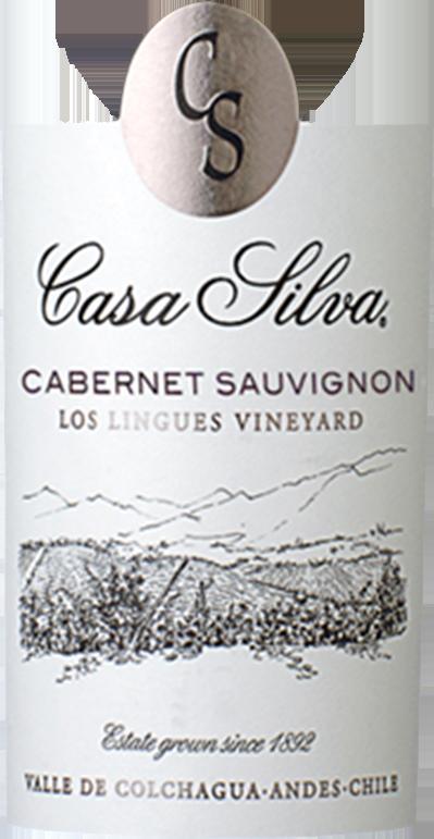Casa Silva Los Lingues Cabernet Sauvignon 2018