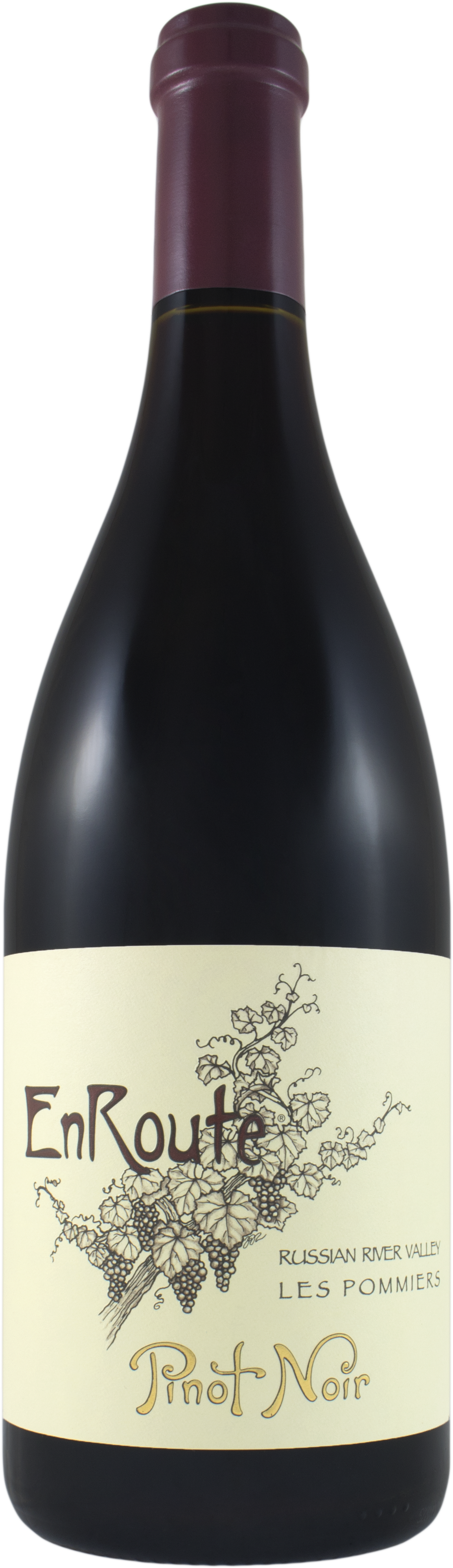 2018 Enroute Russian River Valley Pinot Noir Les Pommiers | Wine Library