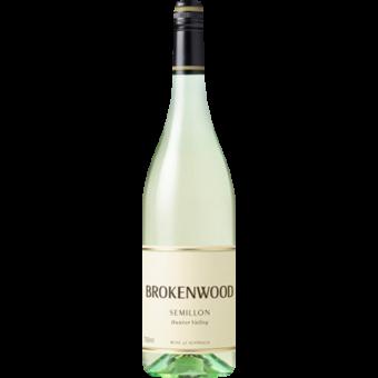 Bottle shot for 2019 Brokenwood Semillon